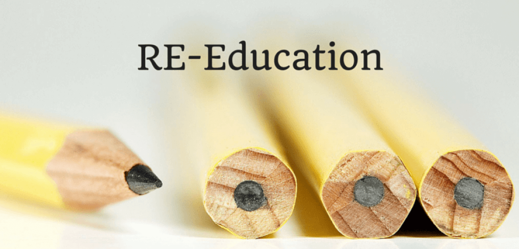 The Re-Education Process