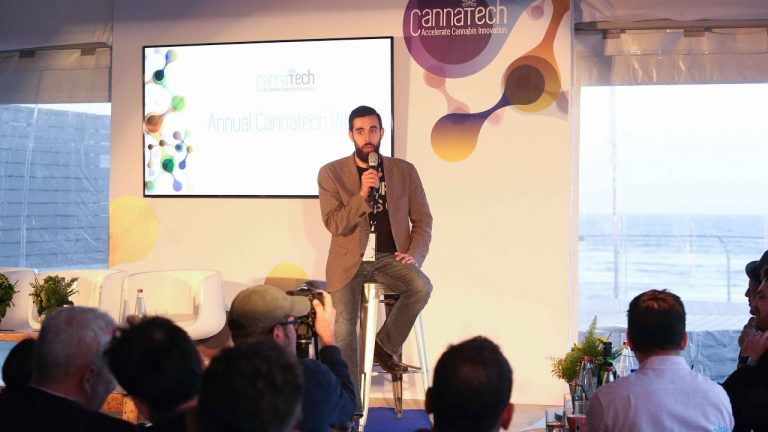 Introducing… GrowX: CannaTech Tel Aviv Pitch Event WINNER!