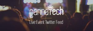 CannaTech UK Live Twitter Event Feed