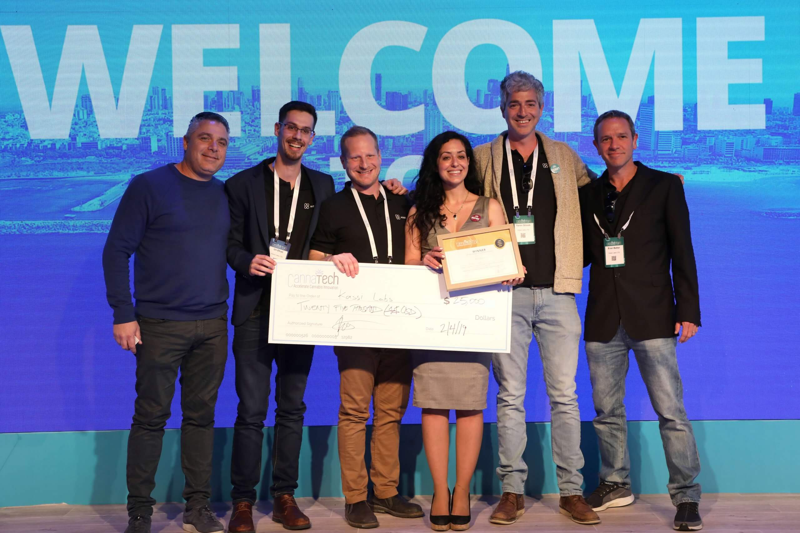ICYMI: Our 2019 CannaTech Pitch Contenders