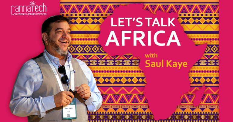 Let's Talk African Cannabis with Saul Kaye