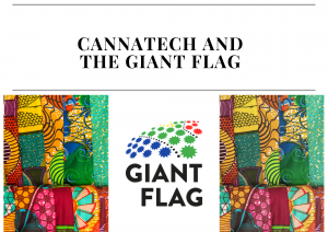 The Giant Flag and CannaTech Cape Town