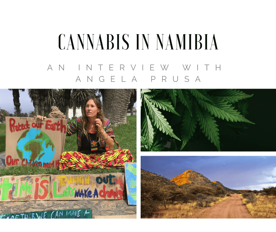 Cannabis in Namibia: an Interview with Angela Prusa