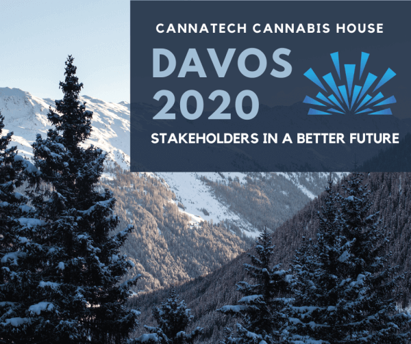 CannaTech Davos: Stakeholders in a Better Future
